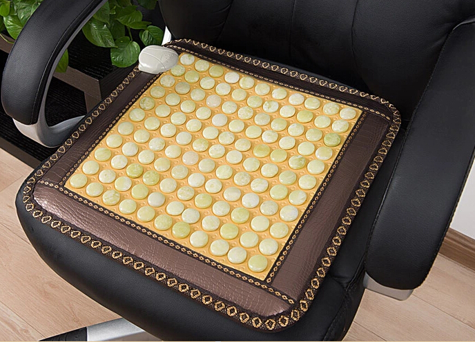 Wholesale Far-infrared Korea Germanium Cushion,China Heating Germanium Cushion Seat Cushion Pad For Sale Free Shipping
