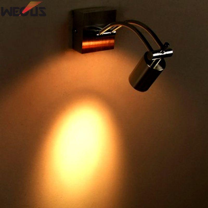 Lâmpadas de Parede iluminação interior levou lâmpada de Material : Alumínio