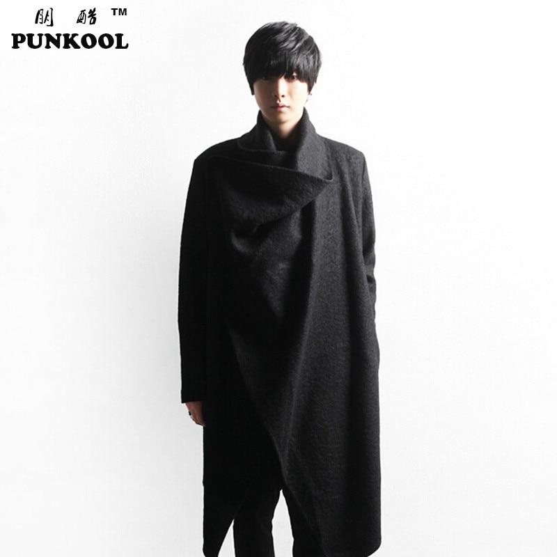 Images of Long Black Coats - Reikian