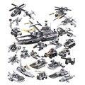 743 шт./лот 8 в 1 всего 25 различных тип образовательная 3D сборки модели здания комплекты игрушки для детей