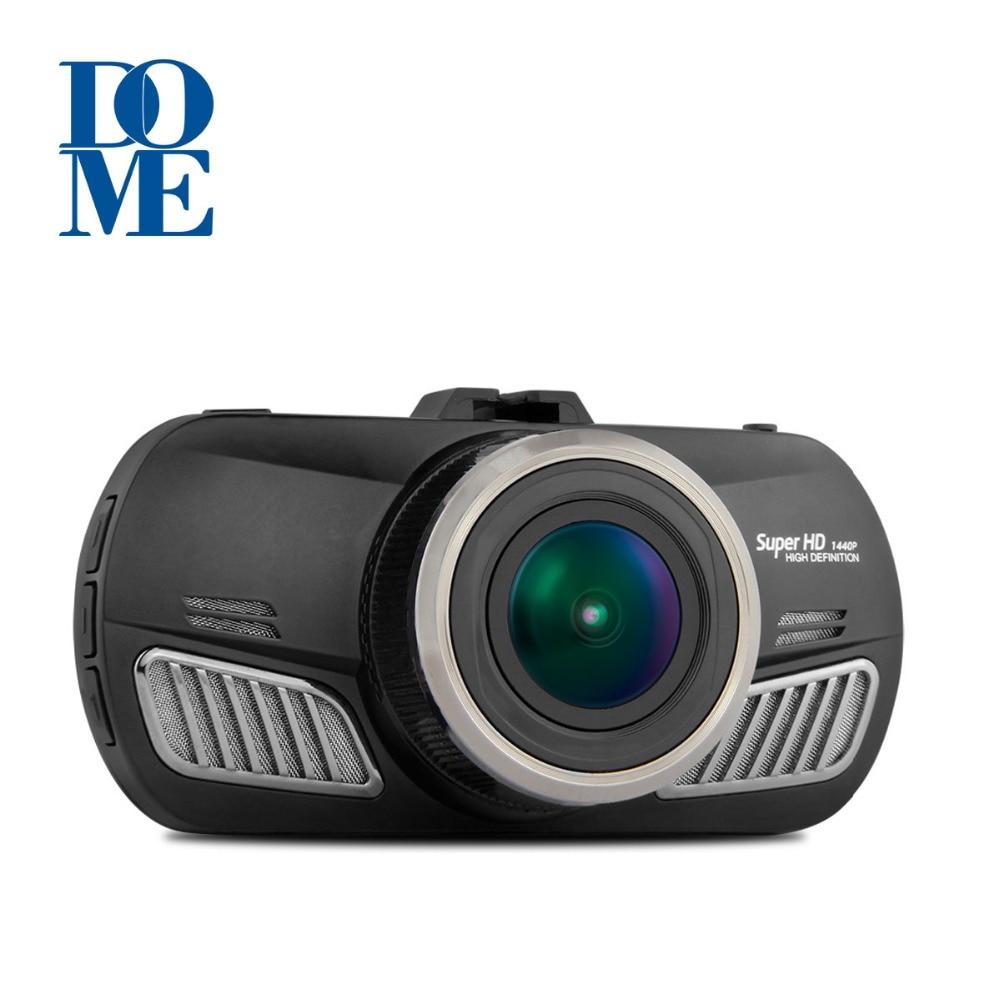 ФОТО DAB201 Car DVR Camera Ambarella A12 Chip HD 1440p 30fps Video Recorder With G-sensor HDR ADAS Cycle Recording Dash Cam H40