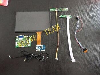10.1 inch IPS Raspberry Pi 3 Screen Monitor 1280*800 HD Digital LCD Module Display Auto Backing Car HDMI VGA 2 AV Banana Pi