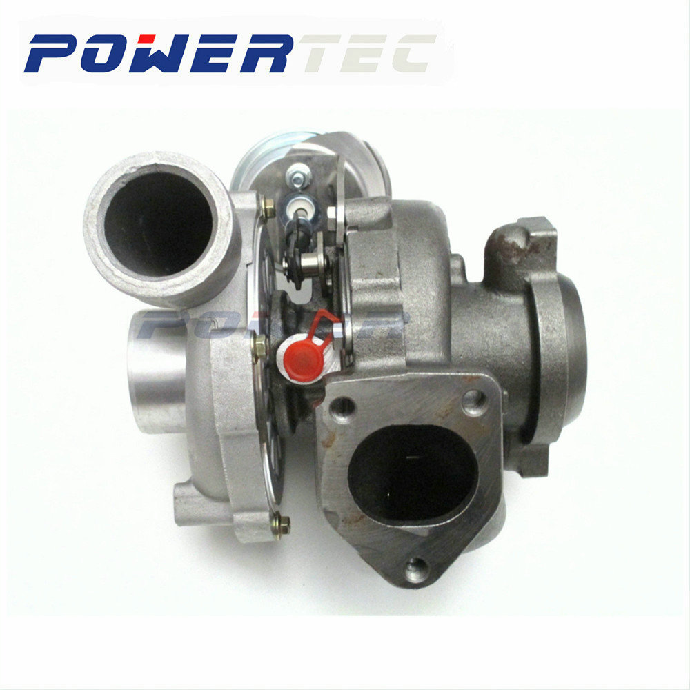 GT2252V 704361 Турбокомпрессор Для BMW 330 DX E46 3.0 л M57 D30 135KW 1999 2003 выполните турбины 11652248834 Turbo 704361 0002