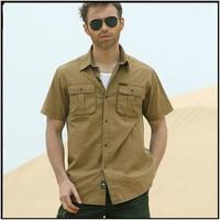 Hawaiian Men Dress Shirt Cotton Short Sleeve Summer Male Blouse Formal Mens Cufflinks Shirts Casual Clothing 2019 Streetwear