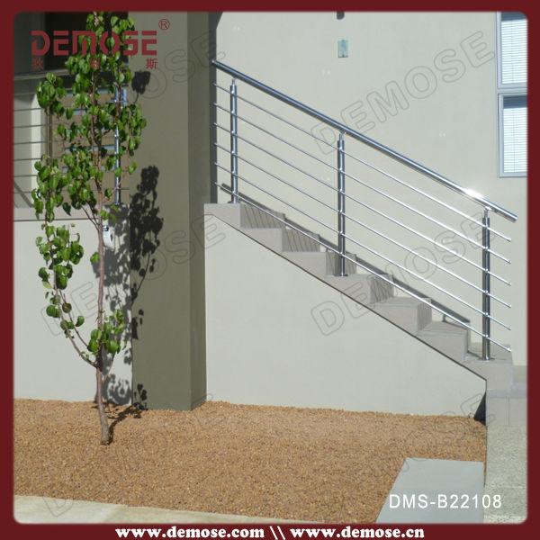 Cheap Stair Railing Design/stainless Steel Staircase Railings
