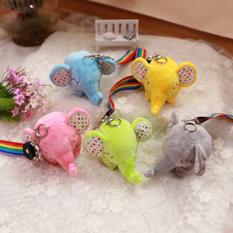 1pc Kawaii Monkey Pompom Ball Plush Keychain For Car Bag Home Hanging Decoration Best Birthday Gifts Terrific Value Toys & Hobbies