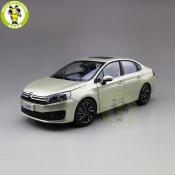 1/18 C4 C4L Diecast car model Toys Kids Boy Girl GIFTS Gold