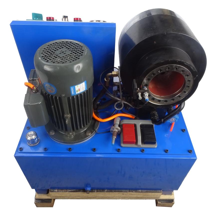 """Vysoce kvalitní hydraulický krimpovací stroj 1/4 """"až 2"""" 4SH / SP BNT68"""