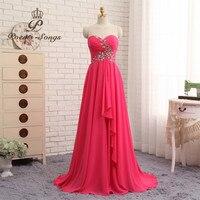 Poems Songs Sexy Asymmetrical Evening Dress Elegant Backless Prom Dress vestido de festa longo robe de soiree longue 2018