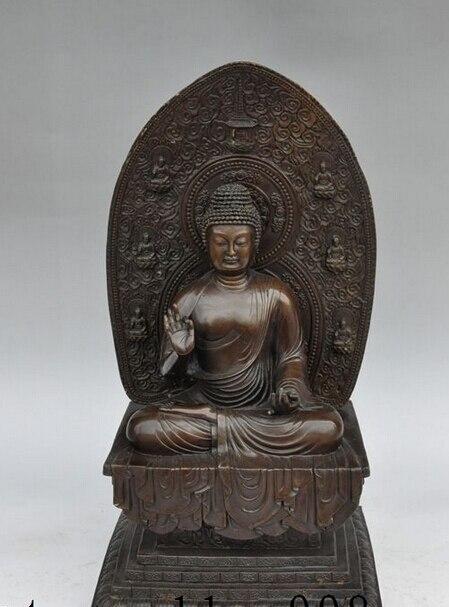 006431 17 tibet budizm fane bronz sakyamuni Joss Shakyamuni Tathagata buda heykeli006431 17 tibet budizm fane bronz sakyamuni Joss Shakyamuni Tathagata buda heykeli