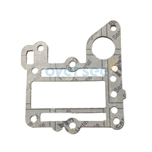 OVERSEE Gasket 6E3 41112 A1 gasket exhaust For Yamaha 5HP Outboard Engine 6E3 Model