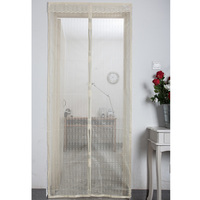 Anti Mosquito Magnetic Curtain Net Automatic Closing Door Fly Screen Summer Kitchen Insect Mesh Portiere Door mosquitera puerta