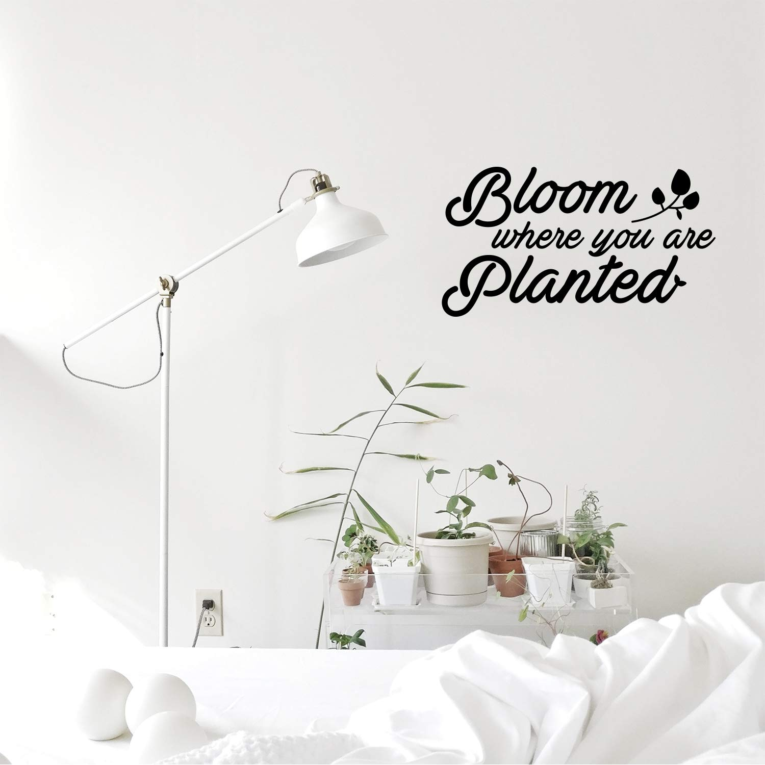 Funny English Sentences Wall Sticker Home Decoration Accessories Decor Living Room Bedroom Removable Art Mural