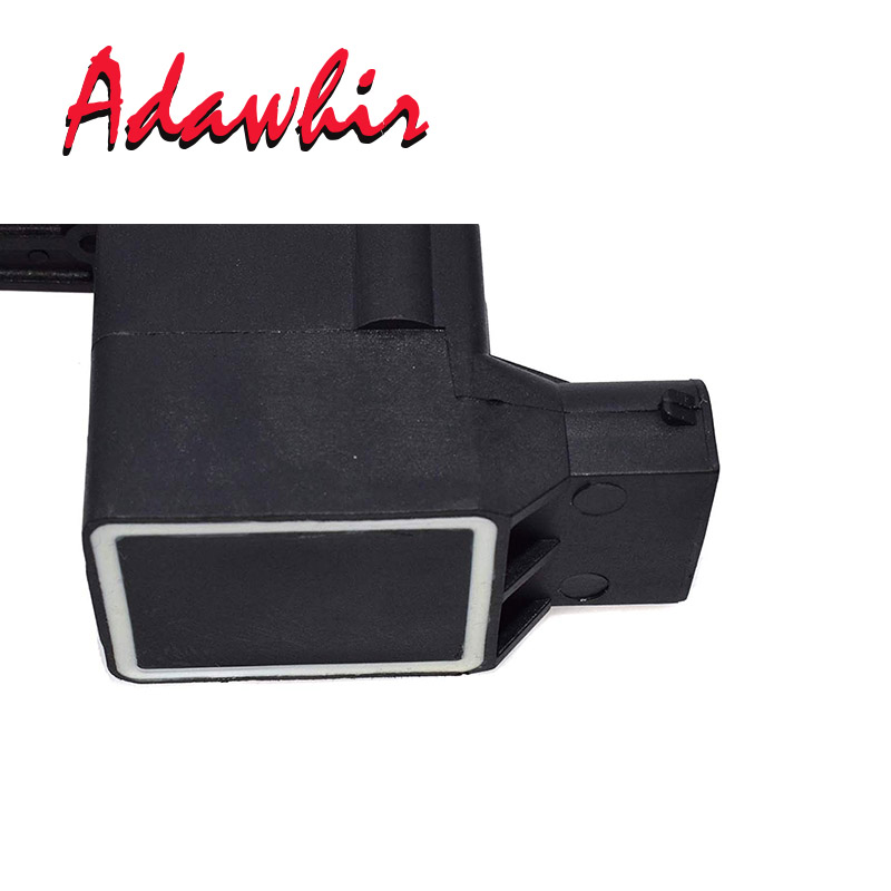 Headlight Level Sensor for Mercedes-Benz W251 X164 C216 0105427717 4 Pcs Black