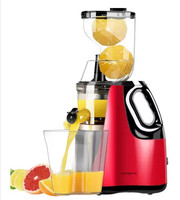 Motor Technology New Large Mouth Slow Juicer Fruit Vegetable Citrus Low Speed Juice Extractor