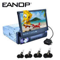 EANOP 7 Inch 2din Android 6 0 Foldable Car DVD Player Automotivo Car Stereo Radio Wifi