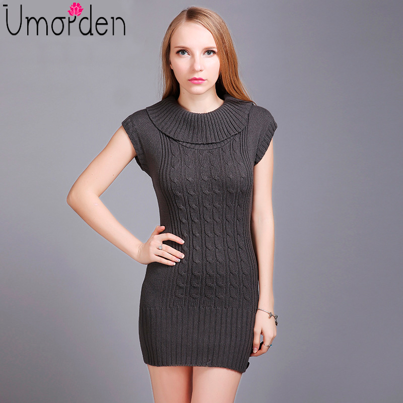 2017 Short Sleeve Off Shoulder Sweater Dress Solid Slash Neck Pullover Knitted Brief Cozy Slim Mini Bodycon Sexy Dress Vestidos v neck layered long sleeve pullover sweater
