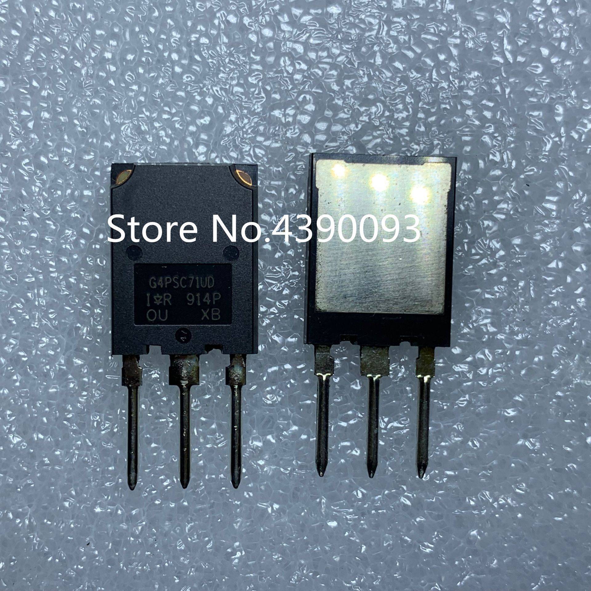 5 pcs/lot 100% d'origine IRG4PSC71UD G4PSC71UD 600 V 85A