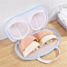 Vogvigo White Home Storage Travel Cosmetic Bag Zipper Case Mesh  Organizer Storage Pouch Toiletry Beauty Wash Kit Bath Bags