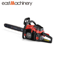 Europe Free Shipping 58cc 2 4kw Petrol Gasoline Chainsaw Professional Chain Saw Wood Cutting Machine 5800