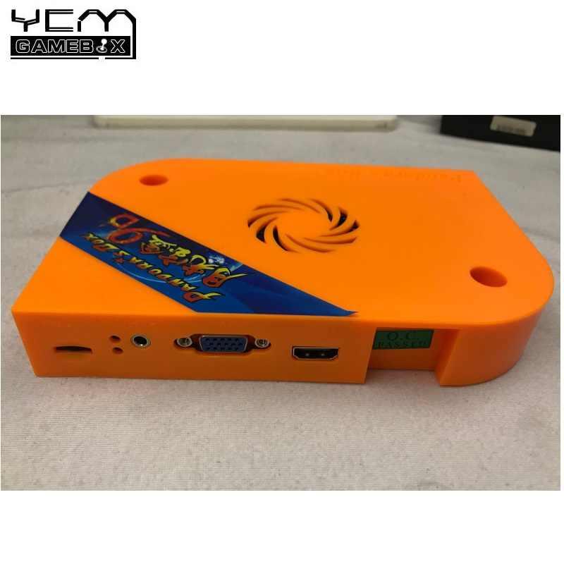 Pandora Box 9D 2500 games arcade version jamma game board ...