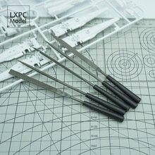 Пластик формирующий инструмент для полировки продукция компании Precision boring инструмент для воина гундама военная модель косой набор 5 1 предмет