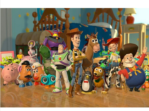 Aliexpress Com Buy Toy Story Cartoon Comedy Movie 20x30 Inch