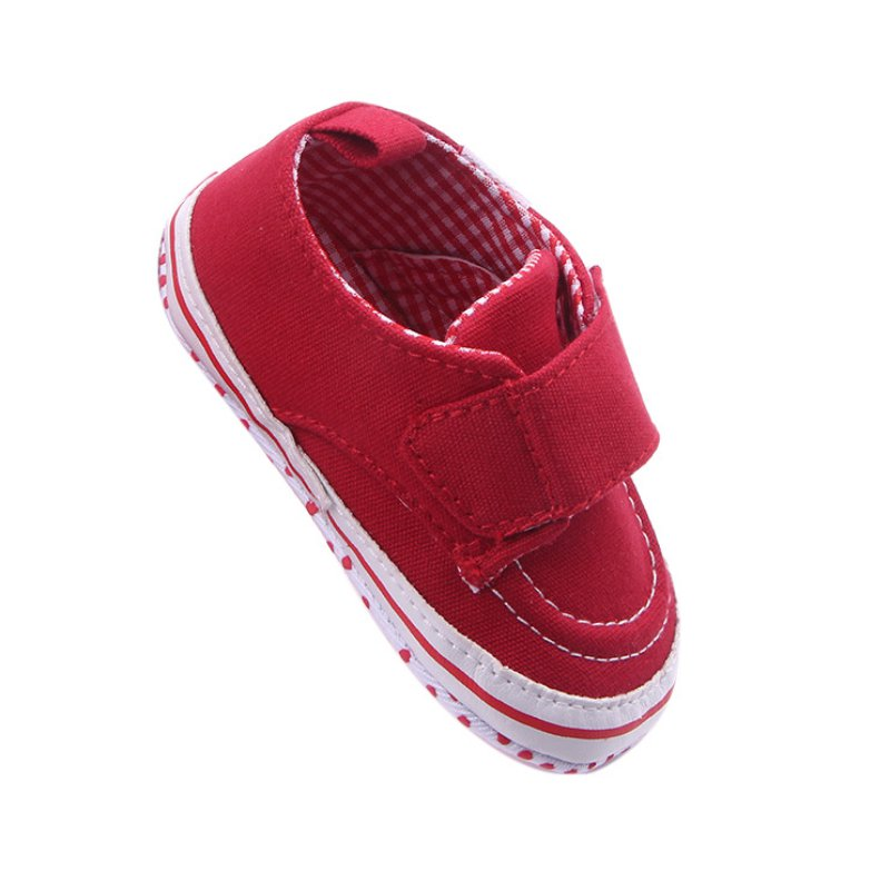 2017 Baby Mocassins Infant Kids Boy Girl Soft Sole Canvas Sneaker Toddler Newborn Shoes