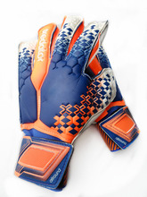 Predator Allround Latex Soccer  Goalkeeper Gloves Goalie Football Professional Bola De Futebol Gloves Luva De Goleiro Size8,9,10