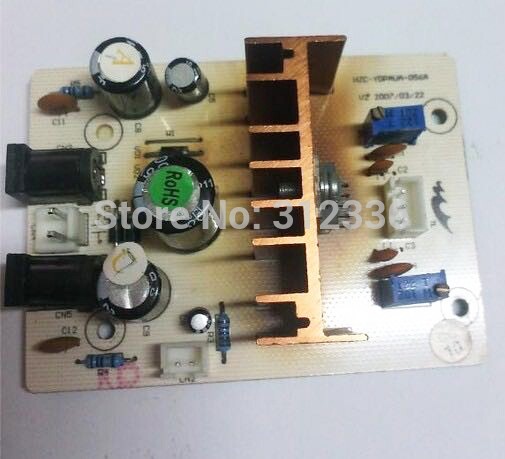 Free Shipping Motor Controller SHUA SH-6511 amplifiers motherboard user connection plate music playing multimedia board parts free shipping motor controller treadmill spare parts shua oma brand etc treadmill circuit board motherboard driver control board