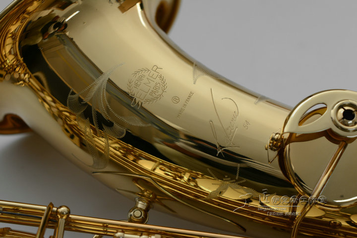 High-quality Original Gold Lacquer Saxophone Tenor Bb Sax Curved Professional Bb Sax with Mouthpiece,gloves,reeds,case bb f tenor trombone lacquer brass body with plastic case and mouthpiece musical instruments