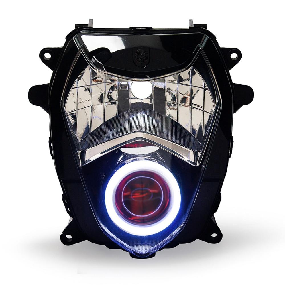 Kt Headlight For Suzuki Gsxr1000 Gsx R1000 2003 2004 Led