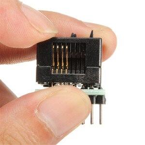 Image 5 - SOIC8 SOP8 Để DIP8 EZ Ổ Cắm Module Chuyển Đổi Lập Trình Viên Đầu Ra Điện Với 150mil Cổng Kết Nối SOIC 8 SOP 8 nhúng 8