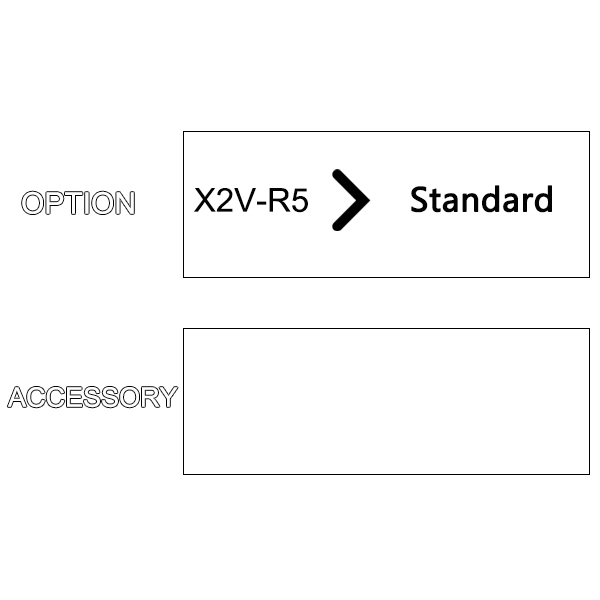 X2V-R5 Standard