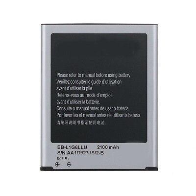 2Pcs GT-i9300 EB-L1G6LLU 2100mAh Li-ion Battery for Samsung Galaxy S3 i9308 i9082 i879 i9305 i939 i9128v i9118 i879 T999