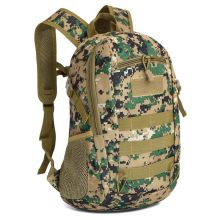 12L Tactical MOLLE Army Outdoor Sports Pack Waterproof Backpack School Bags Kids Mini Military Rucksack Children Travel bag(China)