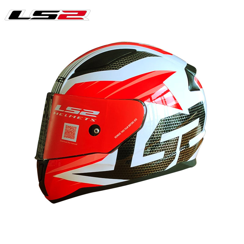 Original LS2 FF353 adult full face motorcycle helmet man women moto racing matte black rapid motorbike helmets real LS2 helmets ls2 global store ls2 ff353 full face motorcycle helmet abs safe structure casque moto capacete ls2 rapid street racing helmets