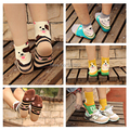 Cute dog  tube casual summer  socks cartoon kawaii art painting tube female fashion socks MF915414152