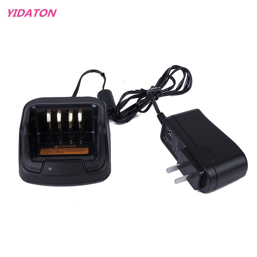 YIDATON 1 PC crni Ručni radio punjač baterije za Walkie Talkie - Voki-toki - Foto 1