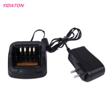 YIDATON 1 PC Black Handheld Radio Battery Charger for Walkie Talkie Hytera PD700 PD780 Charger Two Way Radio Accessories