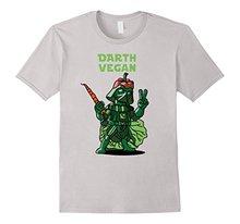"""Awesome """"Darth Vegan"""" men's t-shirt"""