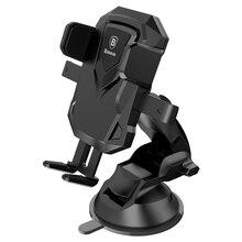 Baseus Robot Car Bracket With Sucker Del Telefono Universale 360 Gradi holder for iPhone6 7 Samsung HUAWEI Supporto
