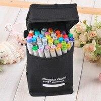 2015 Alcohol 24 Color Standard Pen Paint Drawing Finecolour Copic Markers Design Color Permanent Color Marker