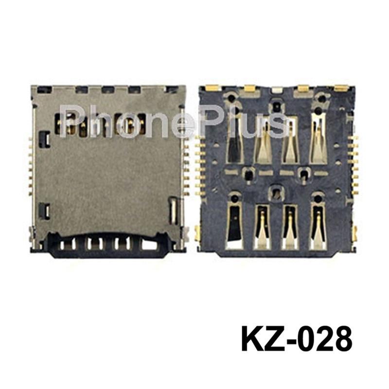 For Sony Xperia V LT25 LT25i LT25C ZR M36h C5502 C5503 Sim Memory SD TF Card Slot Tray Holder Socket Reader Module Repair Part