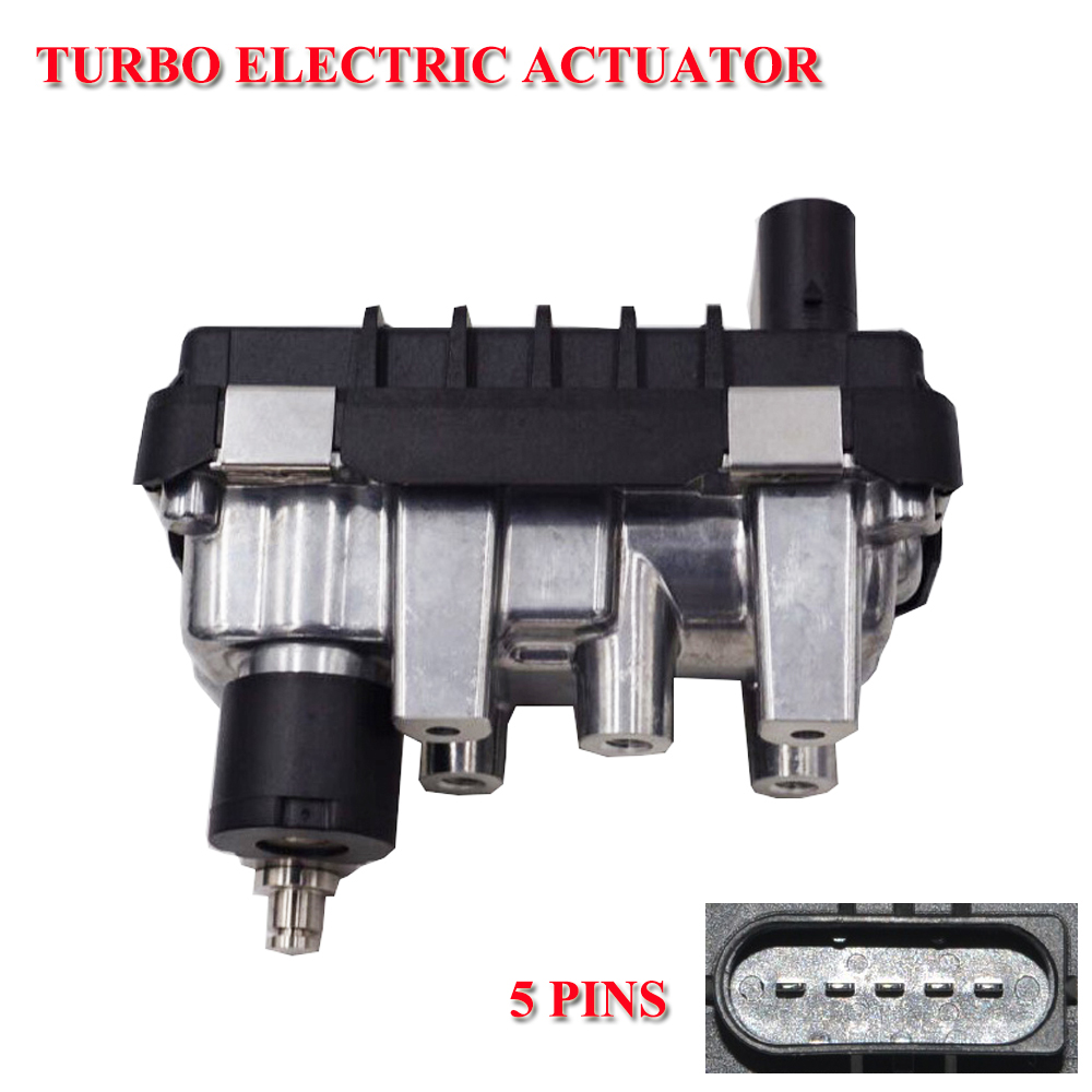 Turbocharger Electronic Actuator For Mercedes Chrysler Jeep G 001 G 219 G 277 68037207AA 6NW008412