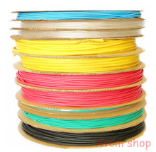 25m/roll 100MM Heat shrinkable tube heat shrink tubing Insulation casing 25m a reel Rohs inflame