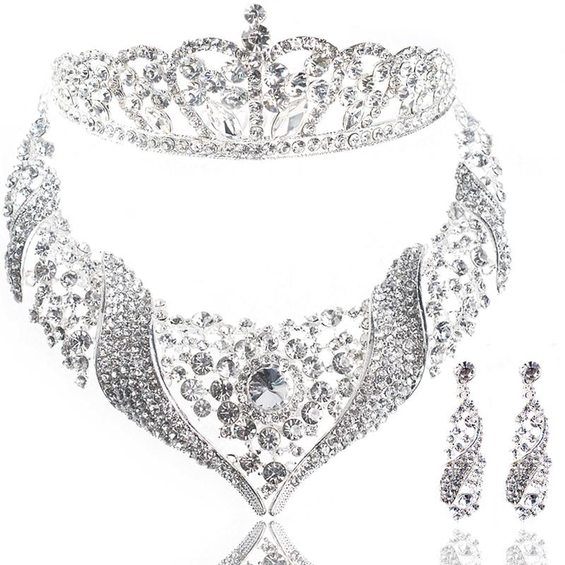 Aliexpress.com : Buy Fashion bridal necklace bride hair ...