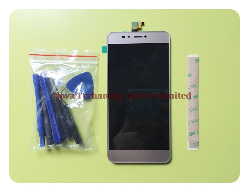 Wyieno Digitizer For BQ 5504 BQ-5504 BQ5504 Touch Screen and LCD Display Screen touchpad touchscreen Full Assembly