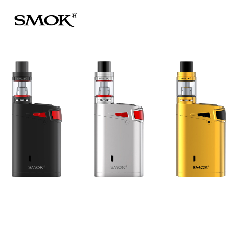 Original SMOK Marshal G320 Kit 320W With V8 Big Baby Tank 5ml + X4/T6 Coils For Electronic Cigarette SMOK Marshal G320 Vape Kit