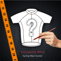 Factory Direct Custom Cycling Jersey DIY Cycling Clothing Customised Bike clothes Bicycle Jersey Add Your Logo on Ropa Ciclismo